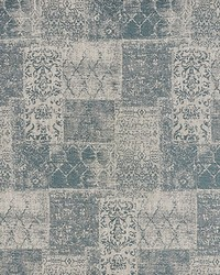 Schumacher Fabric Osmand Aegean Fabric
