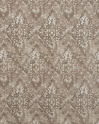 Schumacher Fabric Ankara Truffle Fabric