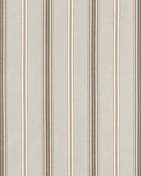Schumacher Fabric Coco Stripe Cloud Fabric