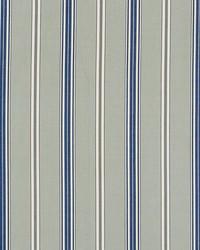 Schumacher Fabric Coco Stripe Mineral Fabric