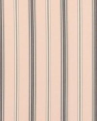 Schumacher Fabric Coco Stripe Blush Fabric