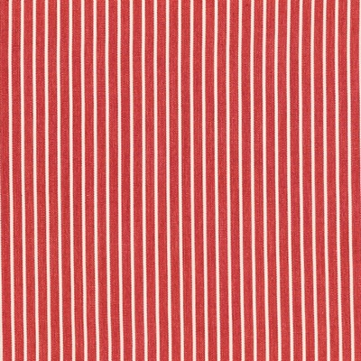 Schumacher Fabric EDIE STRIPE RED Search Results