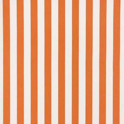 Schumacher Fabric ANDY STRIPE ORANGE Search Results
