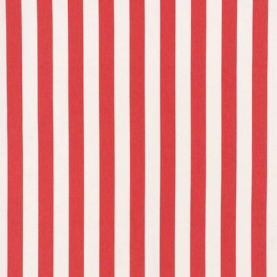 Schumacher Fabric ANDY STRIPE RED Search Results