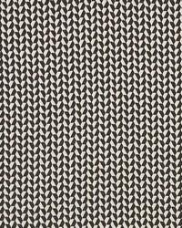 Schumacher Fabric Emile Charcoal Fabric