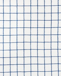 Schumacher Fabric Agnes Sheer Navy Fabric