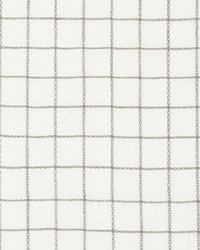 Schumacher Fabric Agnes Sheer Grisaille Fabric