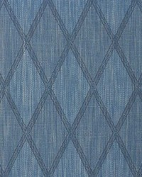 Schumacher Fabric Design 501 Blue Fabric
