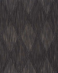 Schumacher Fabric Design 501 Charcoal Fabric