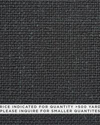 Schumacher Fabric Barbaro Charcoal Fabric
