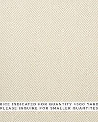 Schumacher Fabric Lexington Natural Fabric