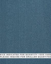 Schumacher Fabric Lexington Blue Fabric