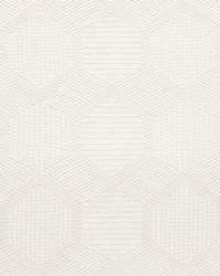 Schumacher Fabric Tortuga Embroidery Ivory Fabric