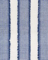 Schumacher Fabric Tulum Blue Fabric