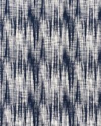 Schumacher Fabric Burashi Texture Indigo Fabric