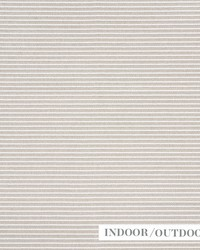 Schumacher Fabric Boucle Stripe Natural Fabric