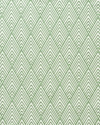 Schumacher Fabric Avila Embroidery Green Fabric