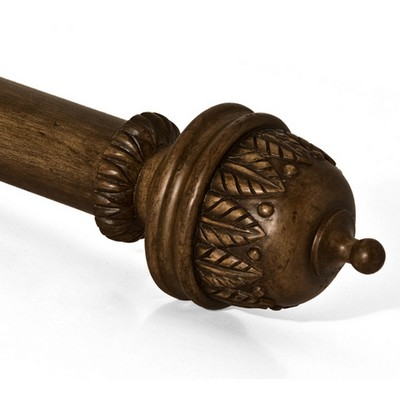 Brimar Stockbridge Finial Dark Walnut Search Results