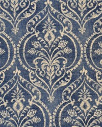 Magnolia Fabrics Bellamy Navy Fabric