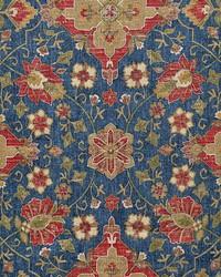 Magnolia Fabrics Anika Navy Fabric