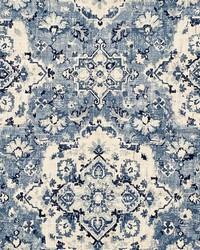 Magnolia Fabrics Baskin Sapphire Fabric