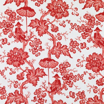 Bailey and Griffin PARADISE TOILE POMEGRANATE Search Results