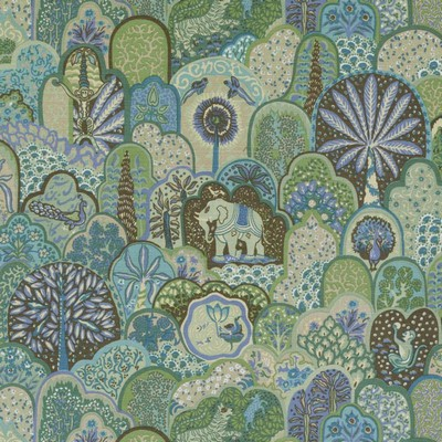 Bailey and Griffin MENAGERIE AEGEAN Influences Prints