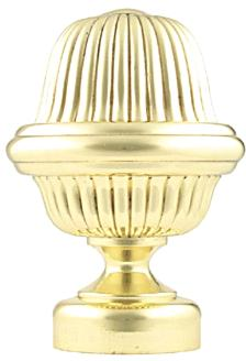 Vesta Finial MADRID Polished Brass Search Results