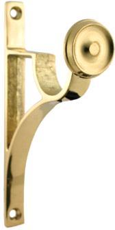 Vesta Wall Bracket GIBRALTAR Polished Brass Search Results