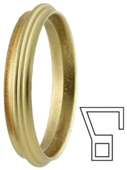 Vesta Cuffed Ring w/clip Polished Brass Search Results