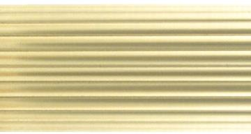 Vesta Solid Brass Reeded Polished Brass Search Results