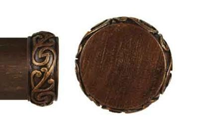 Finestra Iron Scroll Shown in Old World Gold Search Results