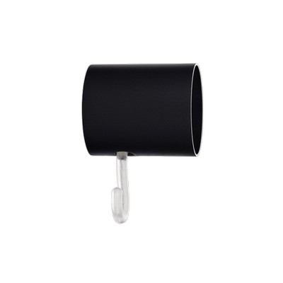 Finestra Finial Wall Mount Adaptor Satin Black Search Results