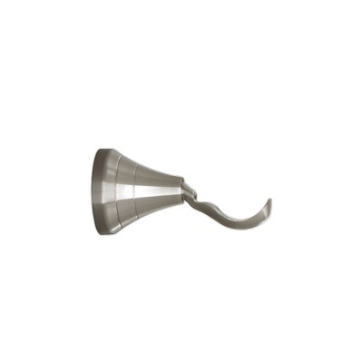 Finestra Bypass Turned Bracket Polished Nickel Search Results