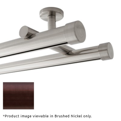 Finestra Double Rod Ceiling Mount Oil Rubbed Bronze Oil Rubbed Bronze Search Results