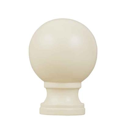 Finestra Belmont Finial  Shown in Antique White Search Results