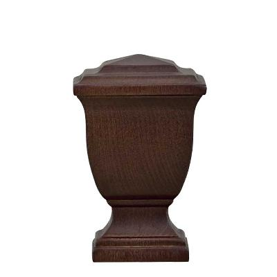 Finestra Princeton Finial Shown in Walnut Search Results