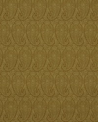 Robert Allen Eco Paisley Wheat Field Fabric