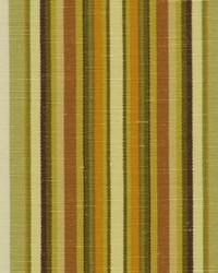 Robert Allen Villa Stripe Marigold Fabric