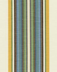 Robert Allen Villa Stripe Sunblue Fabric