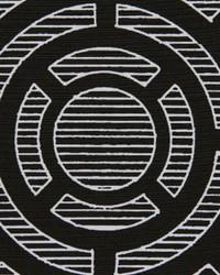 Robert Allen Claremont 502-ebony Fabric