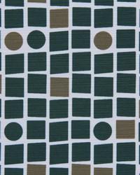 Robert Allen Geometric Tile 502-aquamarine Fabric