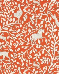 Robert Allen Pantheon Persimmon Fabric