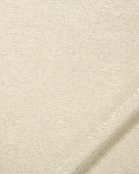 Robert Allen Mod Circles BK Cream Fabric