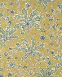 Robert Allen Indienne Ink Amber Fabric