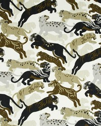 Robert Allen Rajita Tiger Bronze Fabric