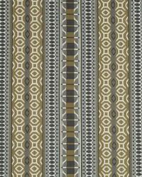 Robert Allen Tia Stripe Rr Amber Fabric
