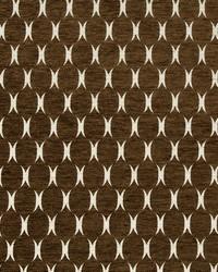 Robert Allen Plush Form Bk Cognac Fabric