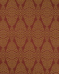 Robert Allen Loop Scroll Pomodoro Fabric
