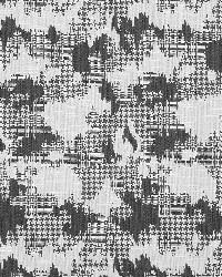 Robert Allen Plaid World Charcoal Fabric
